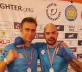 Joakim tok seg til sølv og Lars fikk bronse i kick light