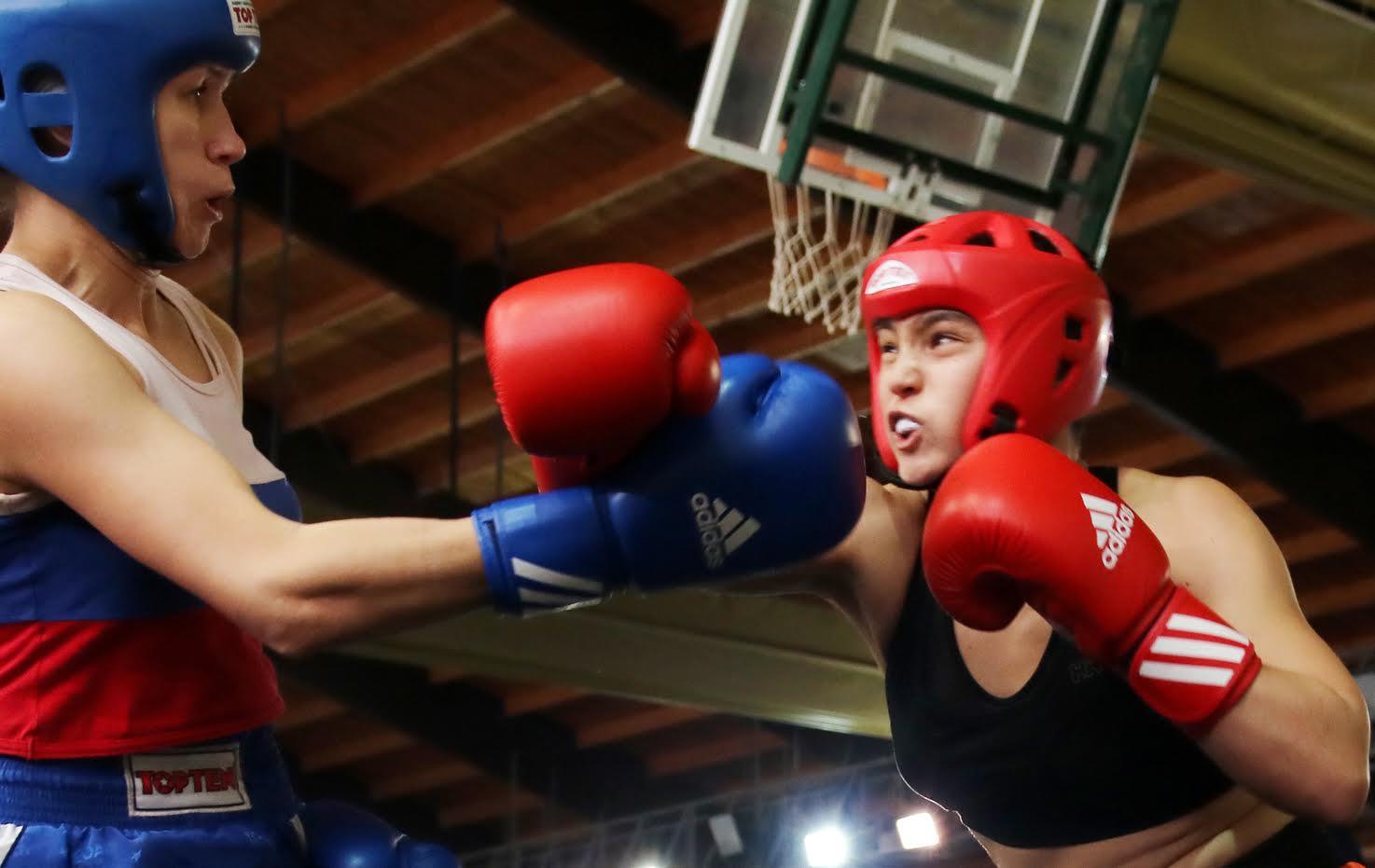EM Kickboxing Andrea