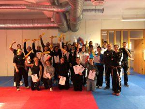Nybegynnerkurs i kickboxing for voksne – oppstart 20.januar