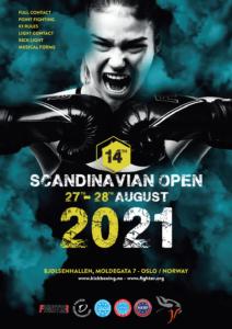Scandinavian Open 2021